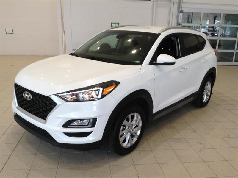 Hyundai Tucson 2021 Preffered