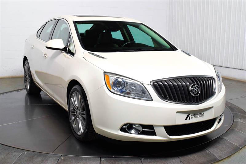 Buick Verano 2015 Groupe Leather Toit GPS Sièges