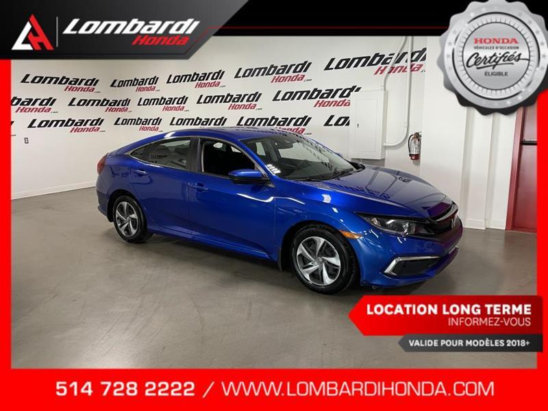 Honda Civic 2020 LX|AUTOMATIQUE|