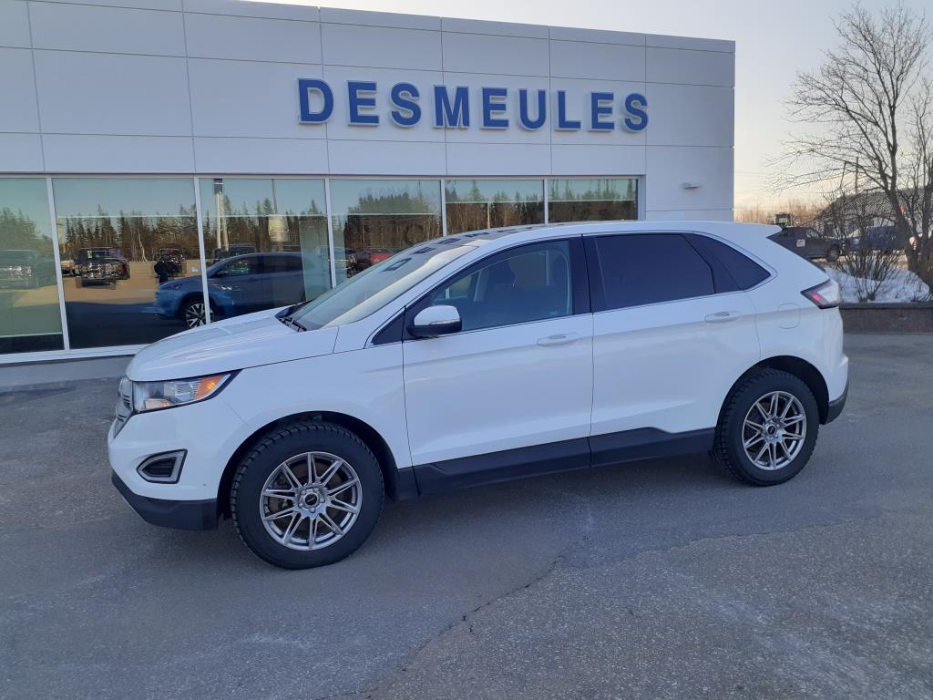 Ford Edge 2017 AWD