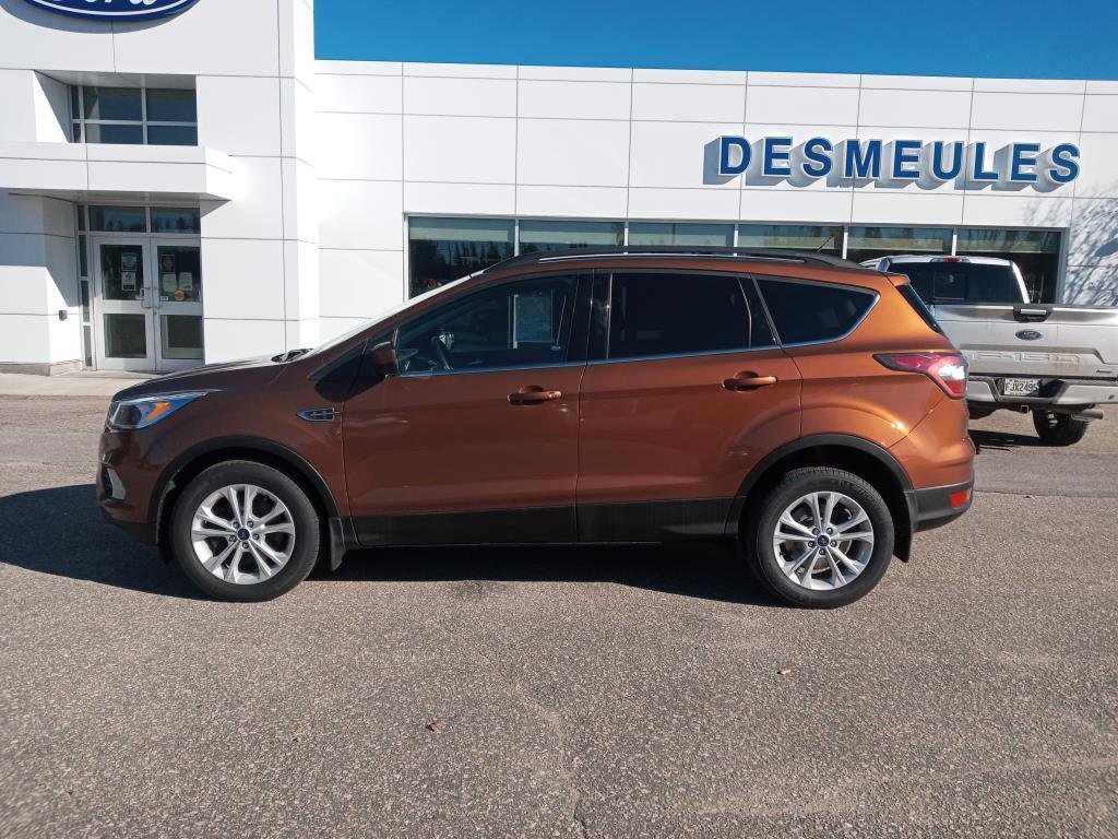 Ford Escape 2017 AWD