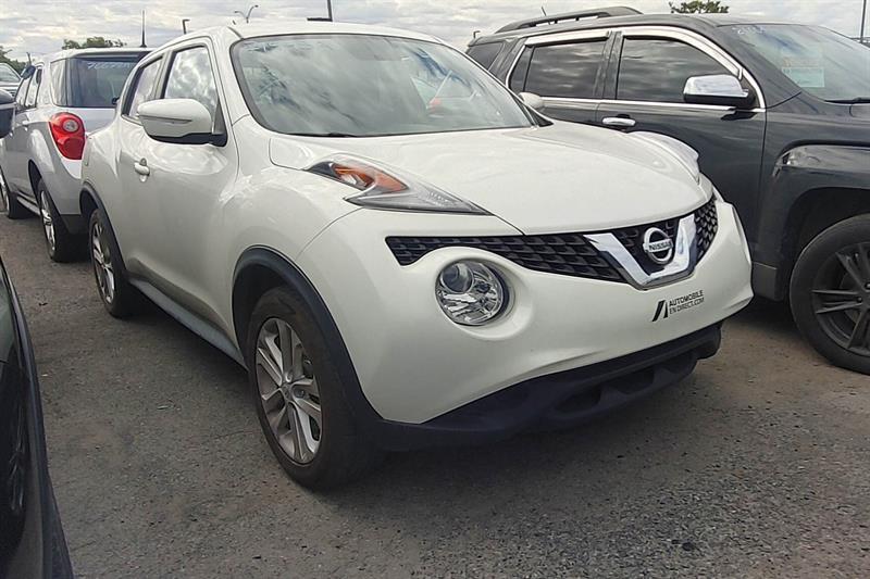 Nissan Juke 2015 SV A/C MAGS GROS ECRAN CAMERA