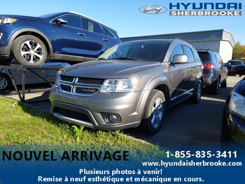 Dodge Journey 2012 SXT V6 2WD AIR CLIM PUSH START