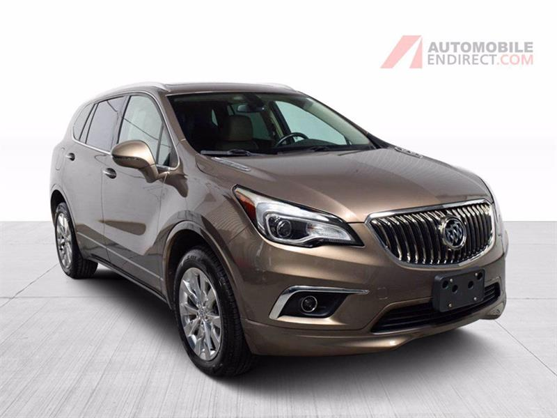 Buick Envision 2017 Essence AWD A/C Mags Cuir Toit