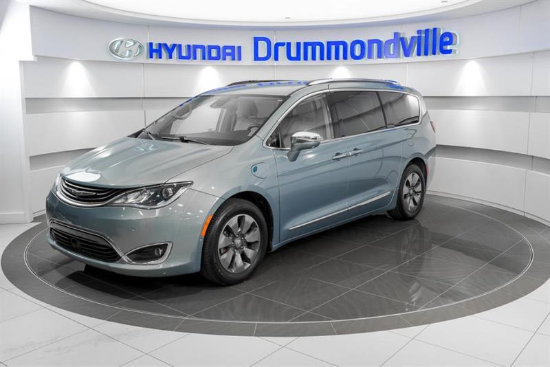Chrysler Pacifica 2017 LIMITED + GARANTIE + NAVI + CU