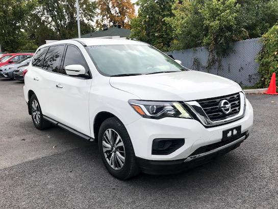 Nissan Pathfinder 2018 S A/C MAGS CAMERA DE RECUL