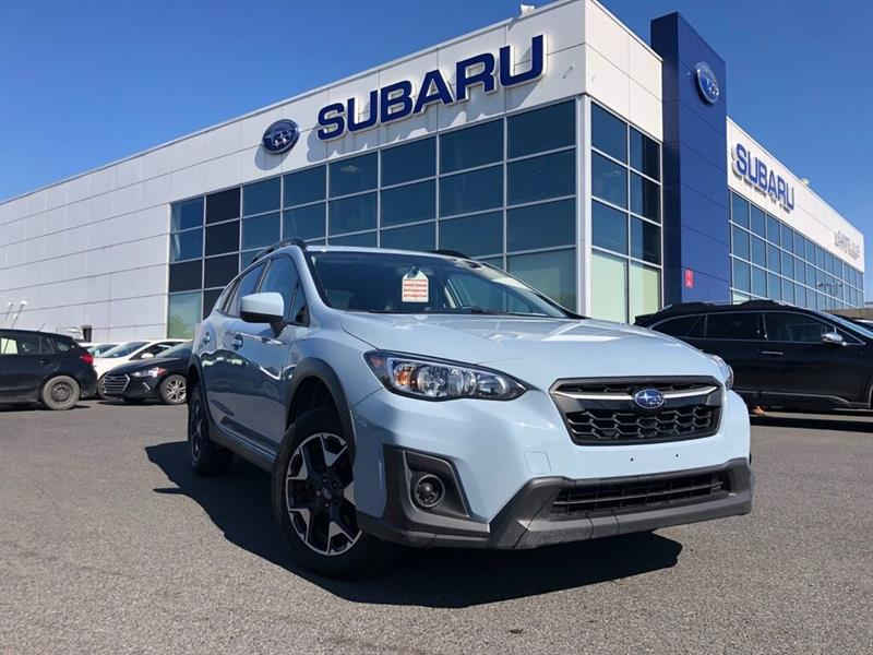 Subaru Crosstrek 2019 Commodité