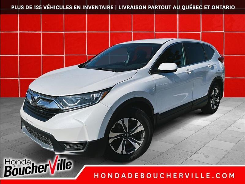 Honda CR-V 2019 LX DEMARREUR A DISTANCE, CARPL