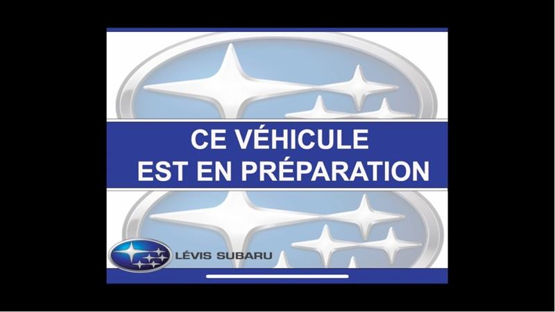 Subaru Crosstrek 2018 Touring CVT
