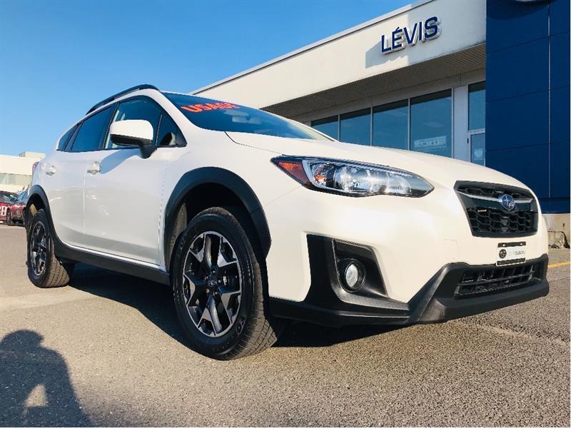 Subaru Crosstrek 2019 Touring CVT,bluetooth,camera d