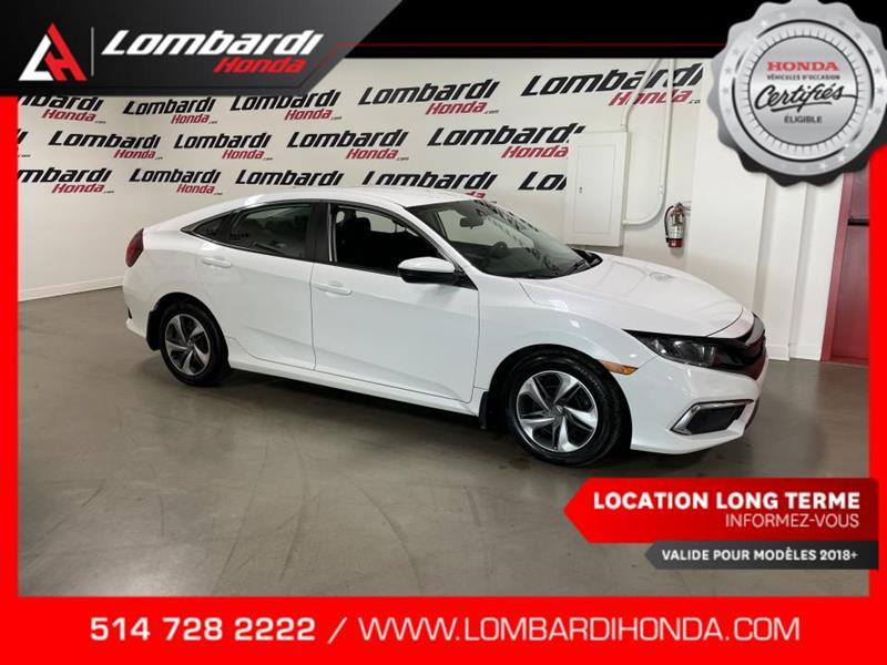 Honda Civic 2020 LX|AUTOMATIQUE|CAM|