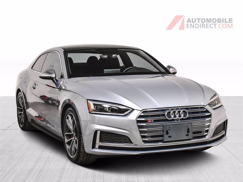 Audi S5 2018 Technik Quattro Cuir Toit GPS