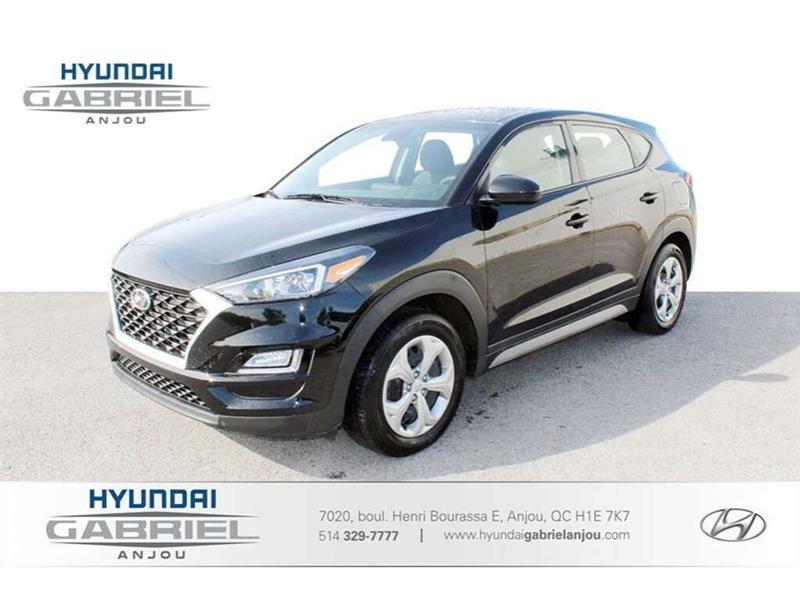 Hyundai Tucson 2020 ESSENTIAL FWD UN SEUL PROPRIET