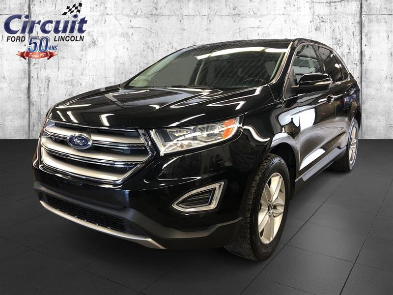 Ford Edge 2017 SEL * AWD * 3.5L * GPS , TOIT
