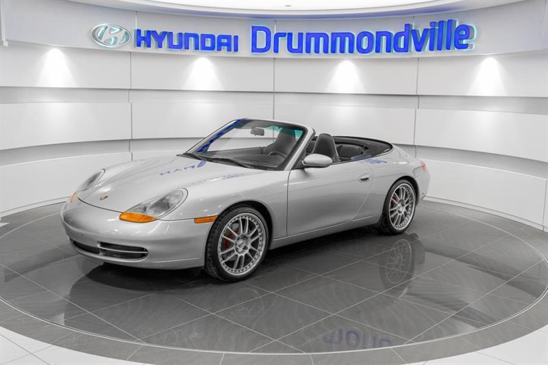 Porsche 911 1999 CARRERA + CONVERTIBLE + CUIR +