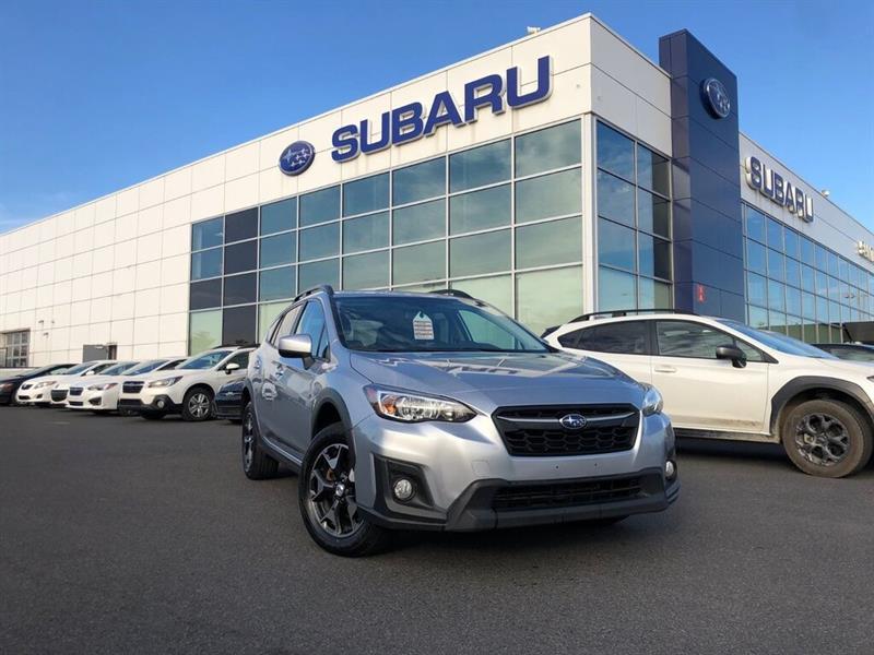 Subaru Crosstrek 2018 Tourisme Manuel