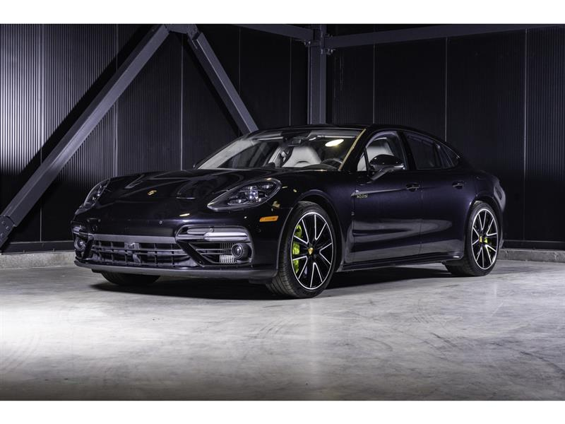 Porsche Panamera 2018 Turbo S E-Hybrid AWD