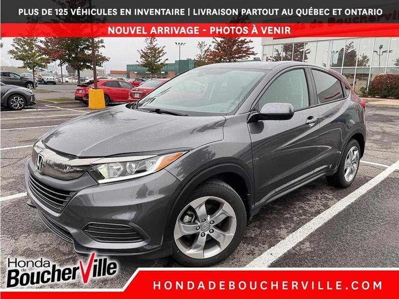 Honda HR-V 2019 LX AWD TRES BAS KILOMETRAGE, J