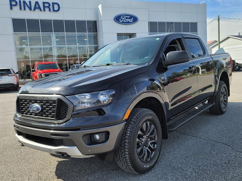 Ford Ranger 2019 XLT SPORT FX4 4X4 CREW BLUETOO