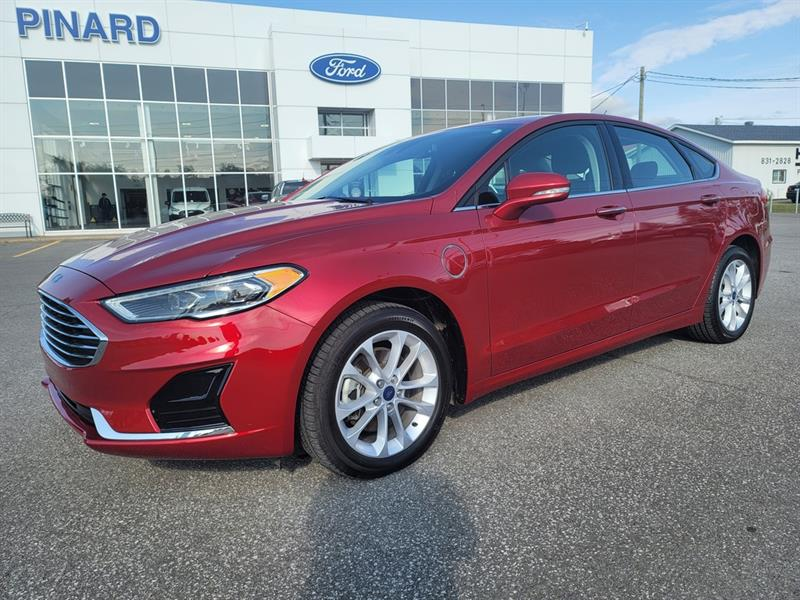 Ford Fusion 2020 ENERGIE SEL BLUETOOTH CAMERA S