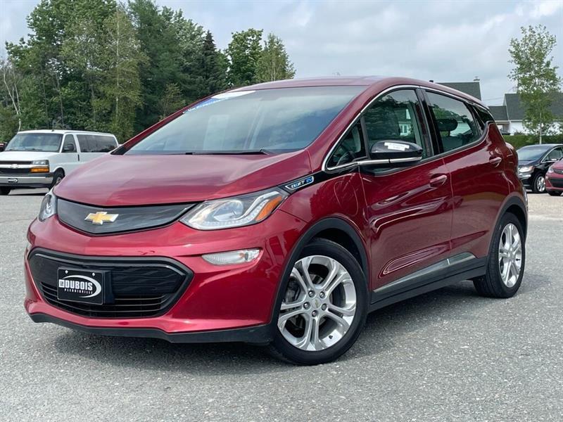 Chevrolet Bolt EV 2018 LT, VOITURE ELECTRIQUE, RECHAR