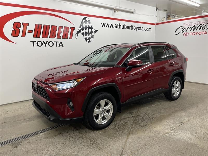 Toyota RAV4 2020 XLE AWD, TOIT OUVRANT, SEULEME
