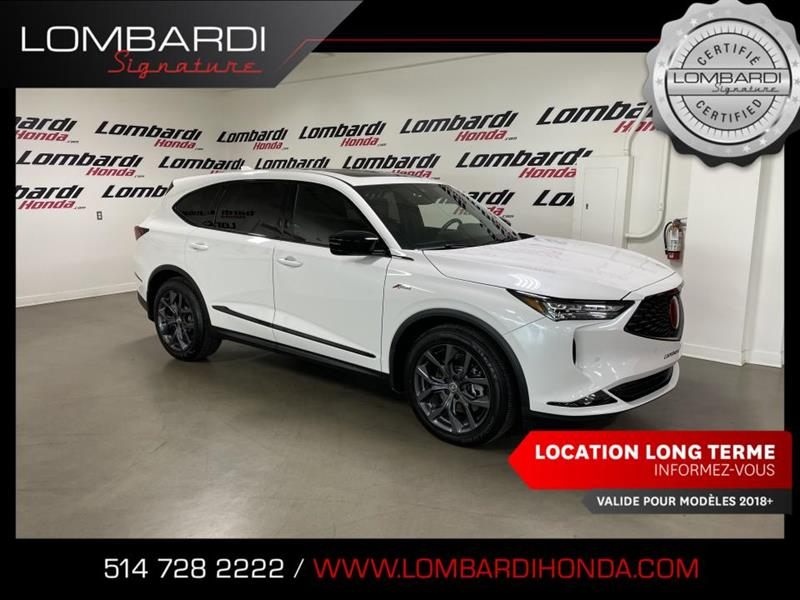 Acura MDX 2022 A-Spec SH-AWD| SEULEMENT 3,323