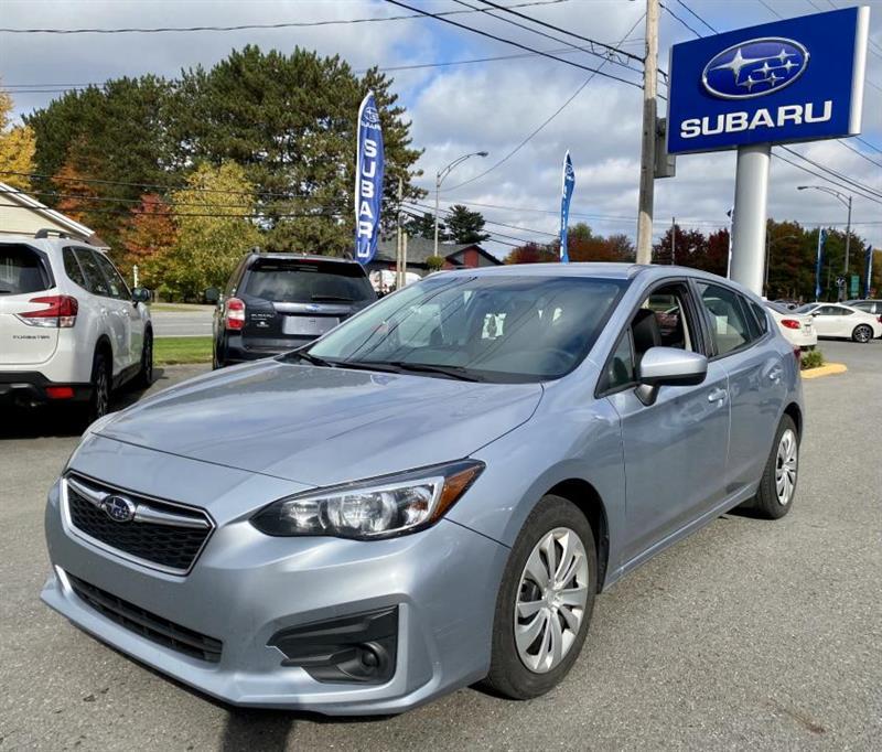 Subaru Impreza 2017 Commodité à hayon 5 portes BM