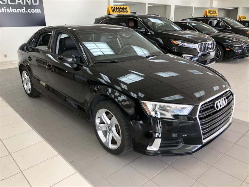 Audi A3 2018 2.0 TSFI KOMFORT TOIT CUIR MAG