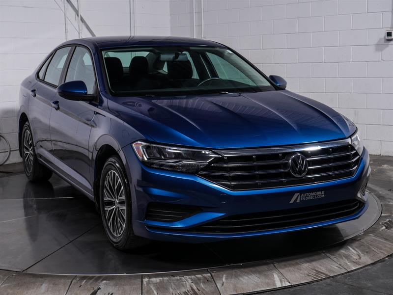 Volkswagen Jetta 2019 COMFORTLINE TSI A/C MAGS CAMER