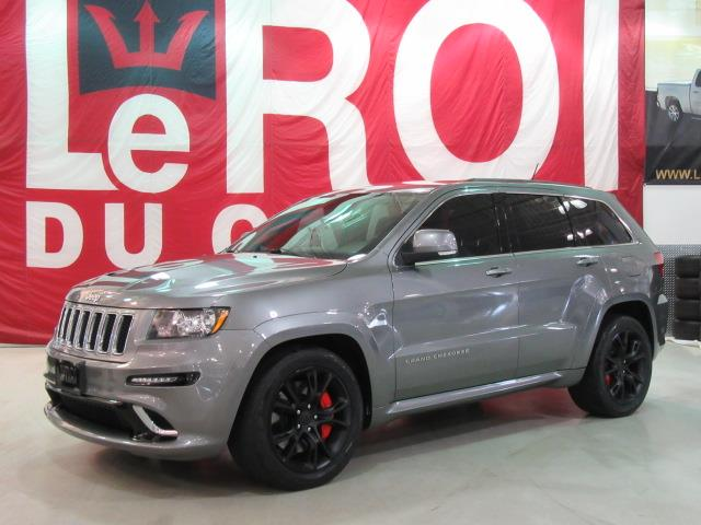 jeep grand cherokee srt8 465hp 6 4l 2012 occasion vendre. Black Bedroom Furniture Sets. Home Design Ideas