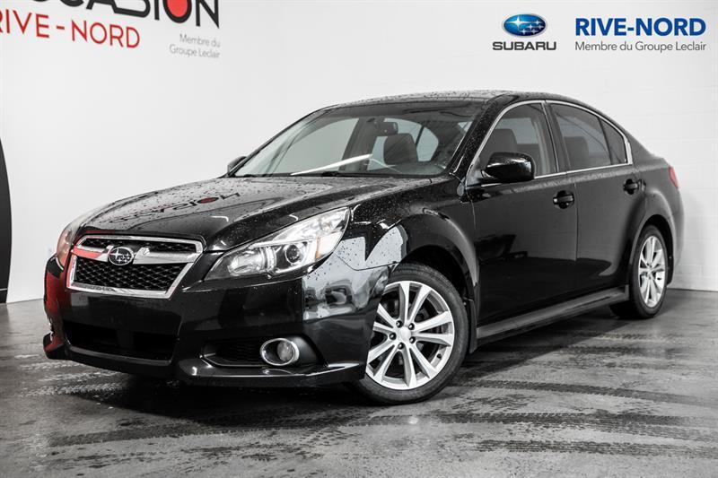 Subaru Legacy 2013 Limited cuir-toit-mags+++ Gara