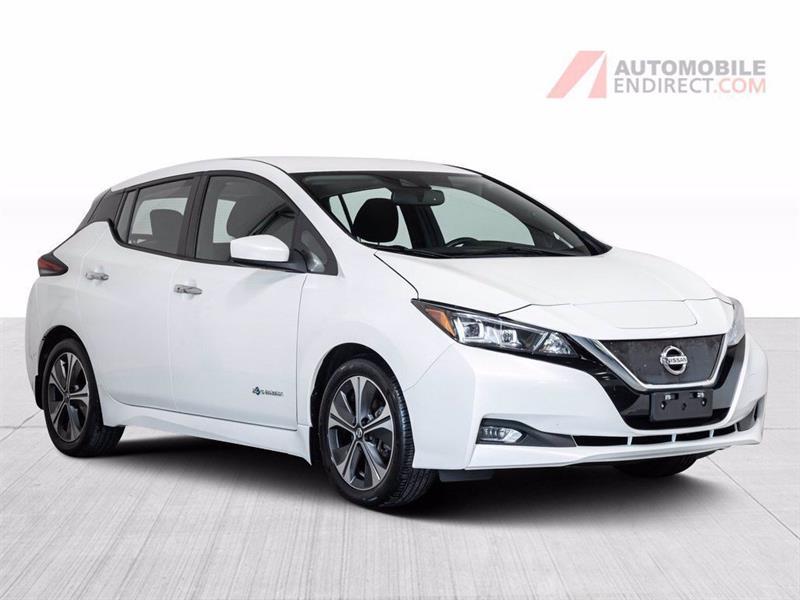Nissan LEAF 2018 SV Électrique A/C Mags GPS Siè