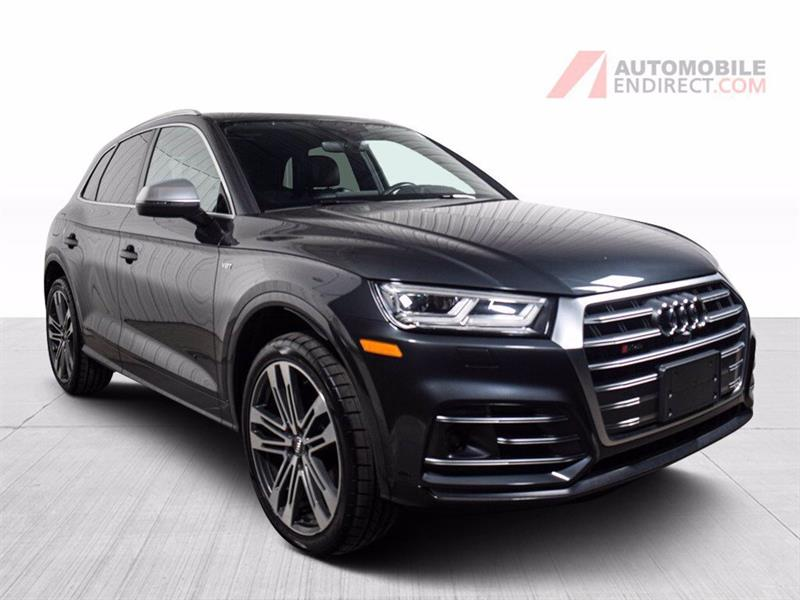 Audi SQ5 2018 Technik Quattro Cuir Toit Pano