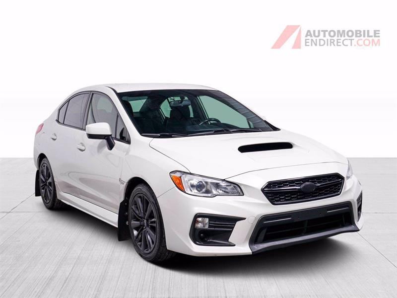 Subaru WRX / WRX STI 2018 AWD Manuelle A/C Mags Sièges C