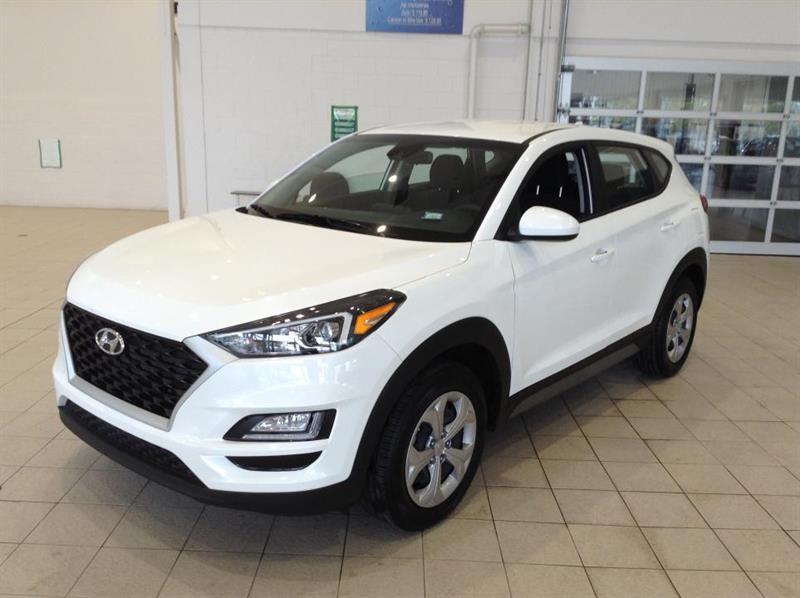 Hyundai Tucson 2021 essentiel
