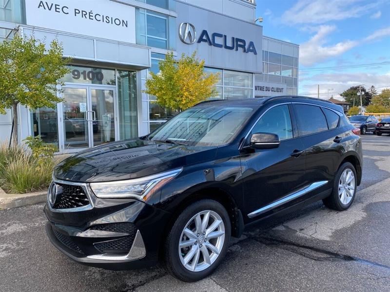 Acura RDX 2019 TECH SH-AWD *GPS*TOIT PANORAMI