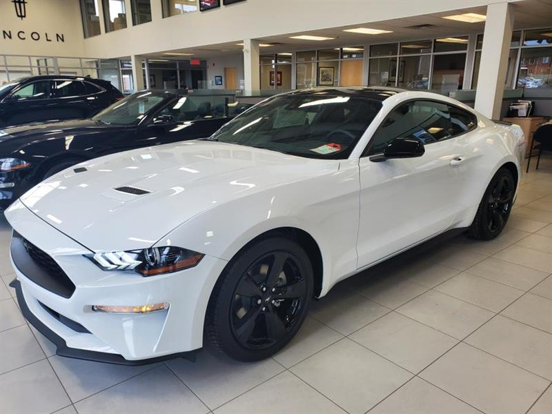 Ford Mustang 2021 Ecoboost