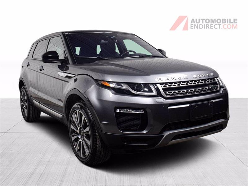 Land Rover Range Rover Evoque 2018 HSE AWD Cuir Toit Pano GPS Siè