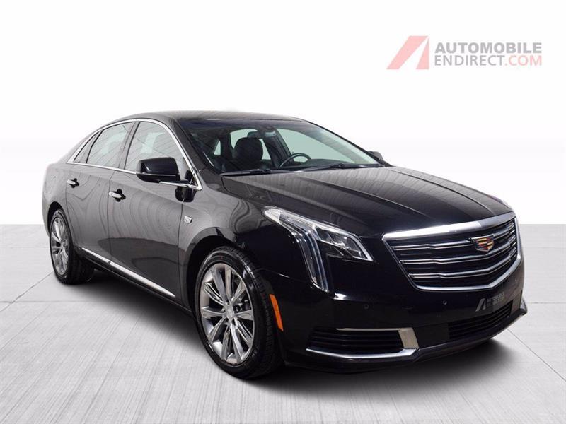 Cadillac XTS 2018 XTS Liveray Package V6 Cuir Ca