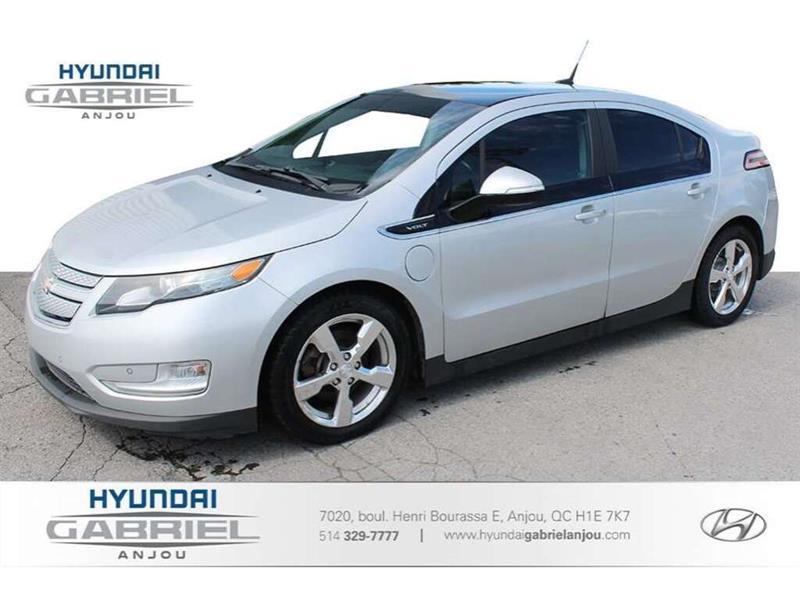 Chevrolet Volt 2012 Premium BLUETOOTH