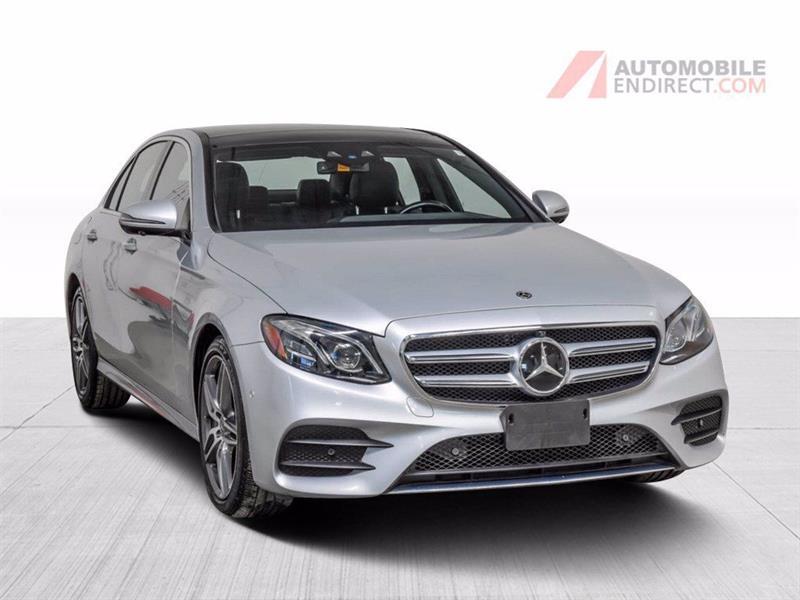 Mercedes-Benz Classe E 2018 E300 4Matic Cuir Toit Pano GPS
