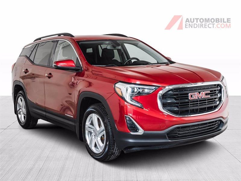 2019 GMC Terrain SLE AWD A/C Mags GPS Sièges Ch