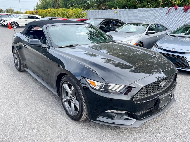 Ford Mustang 2017 CONVERTIBLE MAGS
