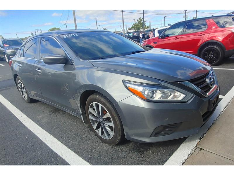 2017 Nissan Altima SV TOIT A/C MAGS