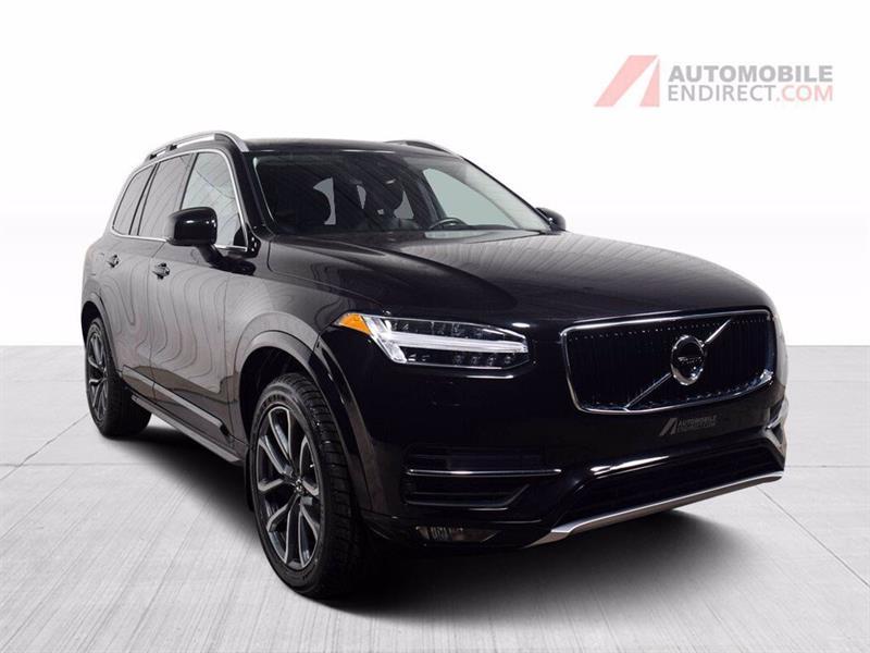 2018 Volvo XC90 T6 Momentum AWD Cuir Toit Pano
