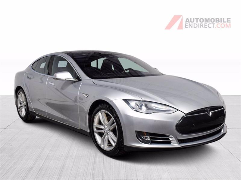2015 Tesla Model S 85D AWD Électrique Autopilote
