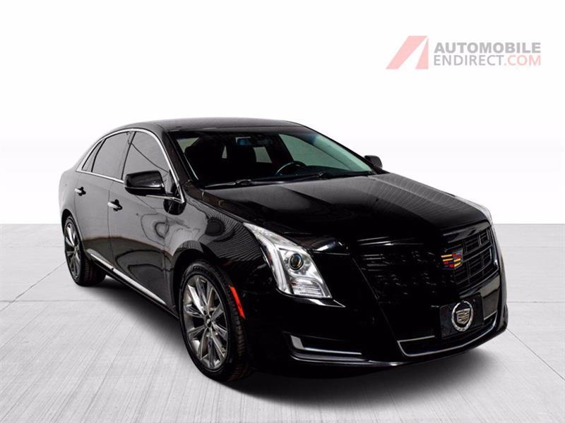 Cadillac XTS 2017 XTS A/C Mags Cuir Sièges Venti