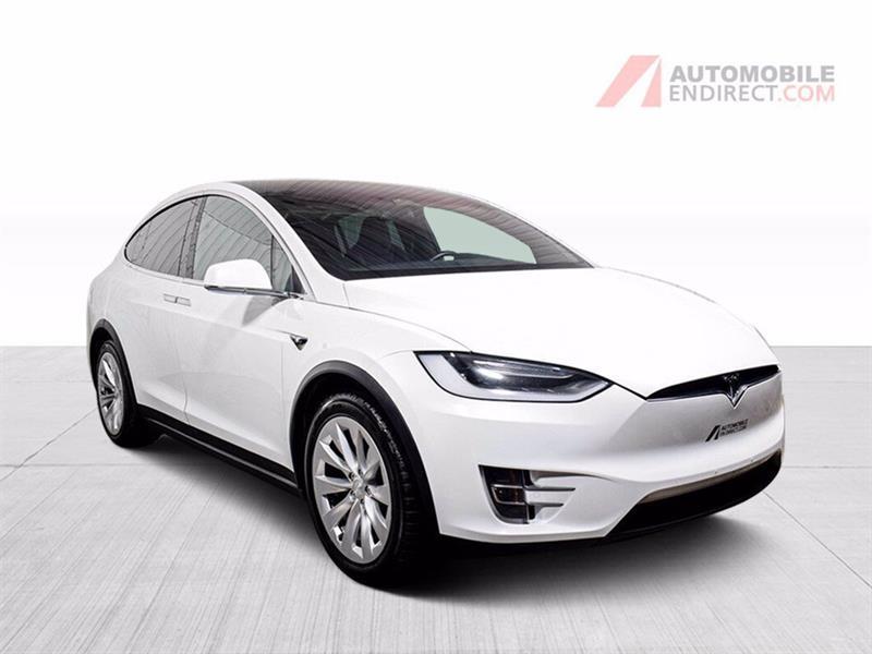 2017 Tesla Model X 75D Autopilot AWD Électrique C
