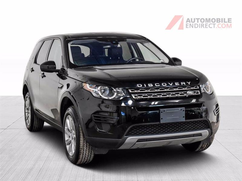 Land Rover Discovery Sport 2019 SE AWD Cuir GPS Sièges Chauffa